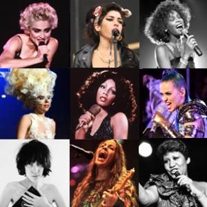 Women Who Rock!!